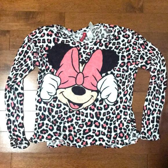 H&M Disney collection animal print sweater